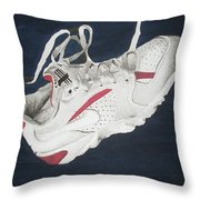 Canvass Throw Pillow