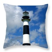 Canveral Light Throw Pillow