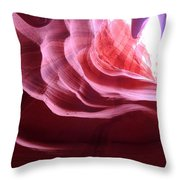 Canyon Ceiling Throw Pillow
