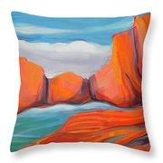 Canyon Dreams 14 Throw Pillow