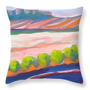 Canyon Dreams 16 Throw Pillow