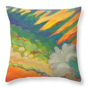 Canyon Dreams 17 Throw Pillow
