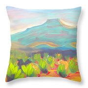 Canyon Dreams 19 Padernal Throw Pillow