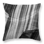 Canyon Varnish 9602 Throw Pillow