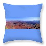Canyonlands National Park No. 1 Throw Pillow