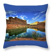 Canyons 1920x1200 009 Throw Pillow