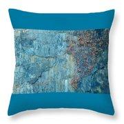Cape Ann Granite Throw Pillow