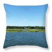 Cape Cod Bay 1 Throw Pillow