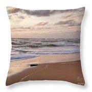 Cape Cod Sunrise 1 Throw Pillow