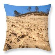 Cape Kiwanda Throw Pillow