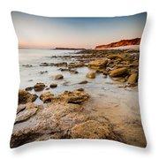Cape Leveque Throw Pillow
