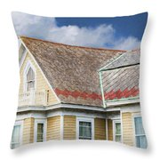 Cape May Summer 2015 Throw Pillow