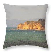 Cape Nelson Australia Throw Pillow