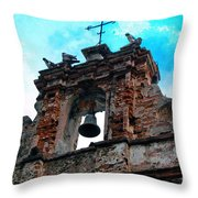 Capilla De Cristo   Throw Pillow