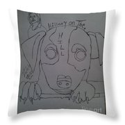 Capital Throw Pillow