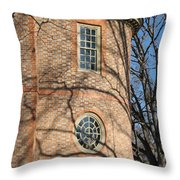 Capitol Detail - Williamsburg Throw Pillow