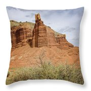 Capitol Reef 1 Throw Pillow