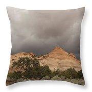 Capitol Reef 9471 Throw Pillow