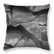 Capitol Reef 9581 Throw Pillow