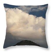 Capitol Reef 9639 Throw Pillow