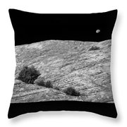 Capitol Reef 9701 Throw Pillow