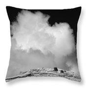 Capitol Reef Np 9449 Throw Pillow