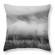 Capitol Reef Storm 0186 Throw Pillow