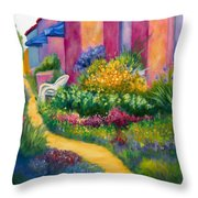 Capitola Dreaming Too Throw Pillow