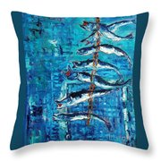 Caplin Throw Pillow