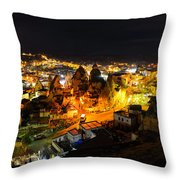 Cappadocia Throw Pillow