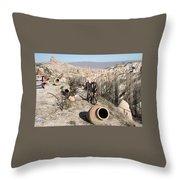 Cappadocia11 Throw Pillow