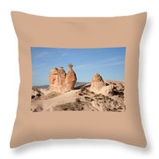 Cappadocia6 Throw Pillow