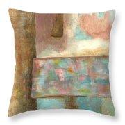 Captive Dreamer Throw Pillow