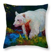 Capture The Spirit Throw Pillow