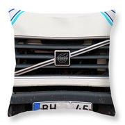 Car Brand 4 Throw Pillow