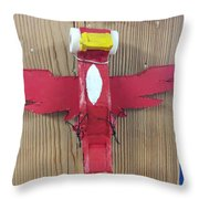 Cardinal 2 Throw Pillow