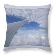 Carefree Throw Pillow