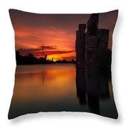 Cargill Superior Twilight No 4 Throw Pillow