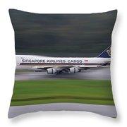 Cargo Throw Pillow