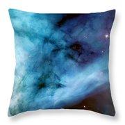 Carina Nebula #5 Throw Pillow