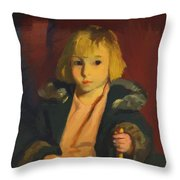 Carl 1921 Throw Pillow