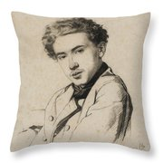 Carles Gumersind Vidiella Throw Pillow