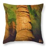 Carlsbad Giant Throw Pillow