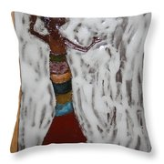 Carmen - Tile Throw Pillow