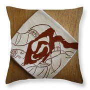 Carmen- Tile Throw Pillow