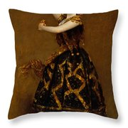 Carmencita Throw Pillow