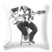 Carmine D'amico Throw Pillow