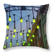 Carnaby Street London 2 Throw Pillow