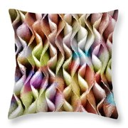 Carnaval Throw Pillow