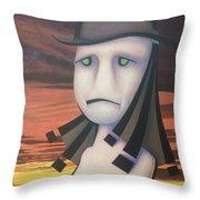 Carney Throw Pillow